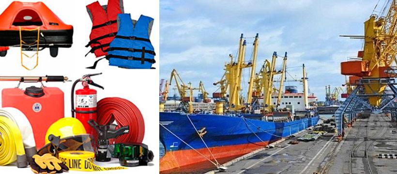 Marine Supplies & Safety Equipment