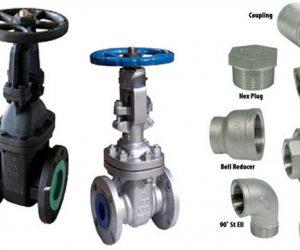 Valves & Pipe-Fitting Equipment